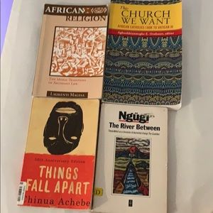 African Theology books